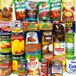 Canned Goods, Creams and Sauces