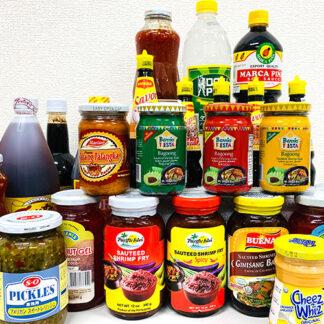 Soy Sauces, Vinegar and Bottled Goods