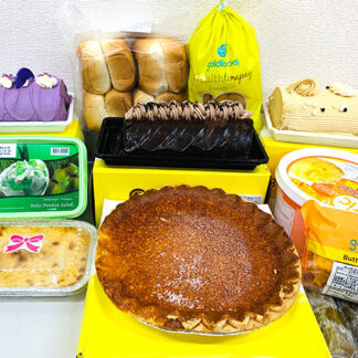 Frozen Desserts and Delicacies